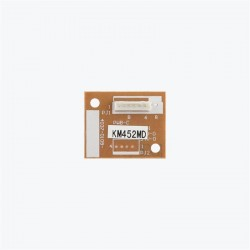 Develop IU-612M Drum Unit Chip Kırmızı IU-612 İneo+452, +552, +652
