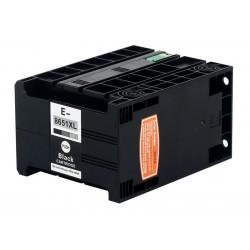 Epson T8651XL Muadil Siyah Pigment Kartuş (WF-M5190-M5191-M5690)(10k)
