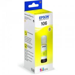 Epson C13T00R440 (106) Orjinal Sarı Mürekkep (ET-7700/7750) (70ml)