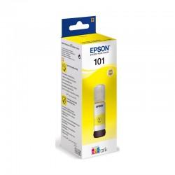 Epson 101 L6170-L4160-L4150-L6190 70ml Orjinal Sarı Mürekkep Kartuş