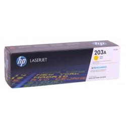 HP CF542A (203A) Orjinal Sarı Toner