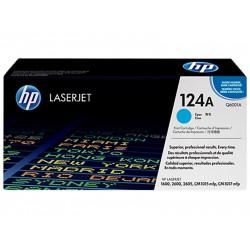 HP Q6001A (124A) Orjinal Mavi Toner