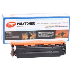 HP POLYTONER Siyah CC530A(304A)-CE410A(305A) CP2025-CM2320 Pro300-MFP400-M451
