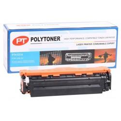 HP POLYTONER Mavi CC531A(304A)-CE411A(305A) CP2025-CM2320 Pro300-MFP400-M451