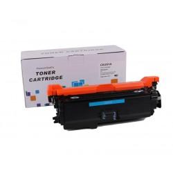 HP CE251A (504A) Mavi Muadil Toner CP3525-CM3530 Canon (CRG 723) LBP 7700