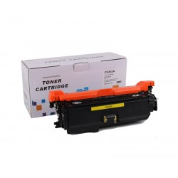 HP CE252A (504A) Sarı Muadil Toner CP3525-CM3530 Canon (CRG 723) LBP 7700