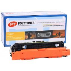 HP CE252A (504A) Polytoner Sarı CP3525-CM3530 Canon (CRG 723) LBP 7700