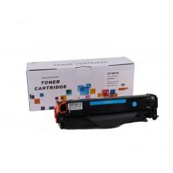 HP CF381A (312A) Muadil Mavi Toner Pro M476dw-476nw