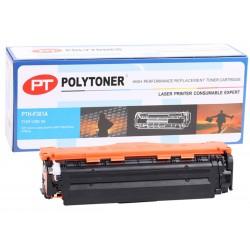 HP CF381A (312A) Polytoner Mavi Pro M476dw-476nw