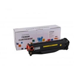 HP CF382A (312A) Muadil Sarı Toner Pro M476dw-476nw