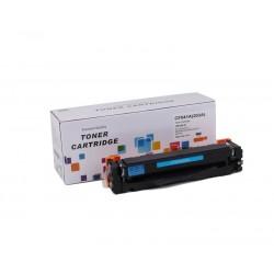 HP CF541A (203A) Muadil Mavi Toner Pro M254dw/254nw/280nw/281fdw/281fdn (1,3k)