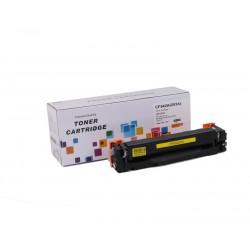 HP CF542A (203A) Muadil Sarı Toner Pro M254dw/254nw/280nw/281fdw/281fdn (1,3k)