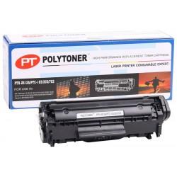 HP Q2612A Polytoner 1010-1012-1015-1018-1020-3015-3020 (Fx-10)(Crg-703)