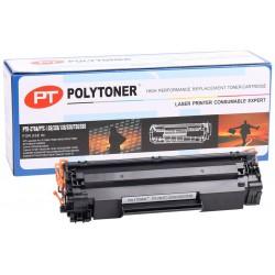 HP CE278A Polytoner P1566-1606DN-M1536-CRG 728