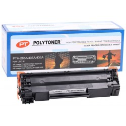 HP CB435A-CB436A-CE285A Unıversal Polytoner P1005-P1505-P1102