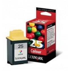 Lexmark (25) 15M0125E Orijinal Color Kartuş (F4200-P700/3100-x63/x70-z700 Serie)