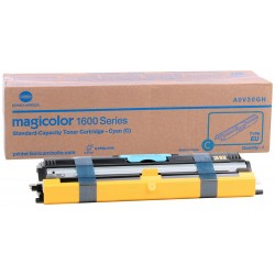 Minolta 1600W Orjinal Mavi Toner 1650EN-1680MF-1690MF (A0V30GH) (1.500 Sayfa)
