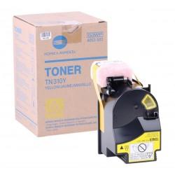 Konica Minolta TN-310 Orjinal Sarı Toner Bizhub C350-C351-C450 (4053-503)