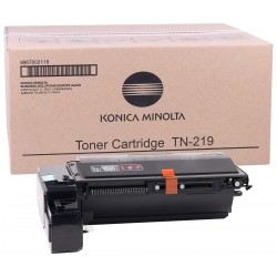 Konica Minolta TN-219 Orjinal Toner 25e (9967002118) (20.000 Sayfa)