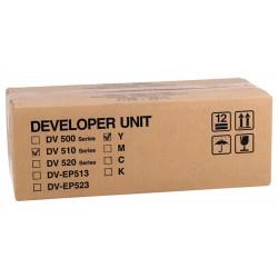Kyocera Mita DV-510 Orjinal Sarı Developer Unit FS-C5015N-5020N (302F393032)