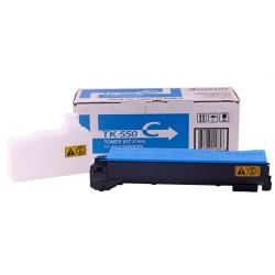 Kyocera Mita TK-550 Orjinal Mavi Toner FS-C 5200-5200DN (1T02HMCEU0)