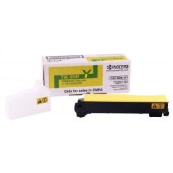 Kyocera Mita TK-550 Orjinal Sarı Toner FS-C 5200-5200DN (1T02HMAEU0)