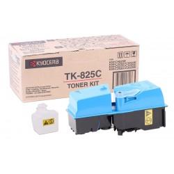 Kyocera Mita TK-825 Orjinal Mavi Toner KM-C 2520-2525-3225-3232-4035