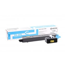 Kyocera Mita TK-895 Orjinal Mavi Toner FS-C 8020-8025-8520-8525