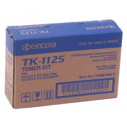 Kyocera Mita TK-1125 Orjinal Toner FS-1061-1325Mfp