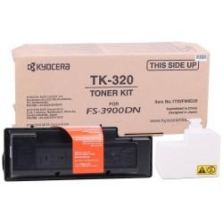 Kyocera Mita TK-320 Orjinal Toner FS-3900-4000 (1T02F90EU0) (15.000 Sayfa)