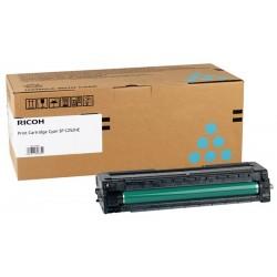 Ricoh SP-C 252HC Orjinal Mavi Toner (407717) (6.000 Sayfa)
