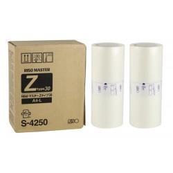 Riso (S-4250) Orjinal A4 Master  RZ-200-201-300-301 (Adet fiyatıdır)