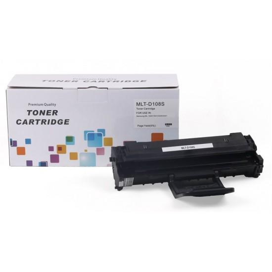 Samsung (MLT-D108S) Muadil Toner ML-1640 ML-1641-2240-2241 Xerox Phaser 3200MFP