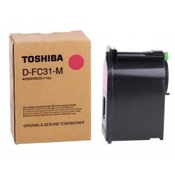 Toshiba D-FC31M Orjinal Developer Kırmızı e-std 210C-310C