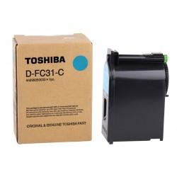 Toshiba D-FC31C Orjinal Developer Mavi e-std 210C-310C