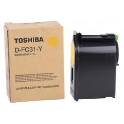 Toshiba D-FC31Y Orjinal Developer Sarı e-std 210C-310C