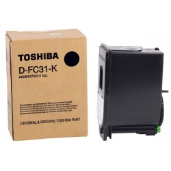 Toshiba D-FC31K Orjinal Developer Siyah e-std 210C-310C