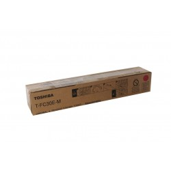 Toshiba T-FC30E-M Orjinal Kırmızı Toner E-Studio 2050C-2550C-2051C-2551C