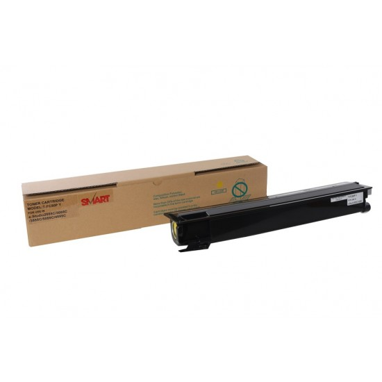 Toshiba T-FC50P-Y Sarı Smart Toner E-Studio 2555c-3055c-3555c-5055c