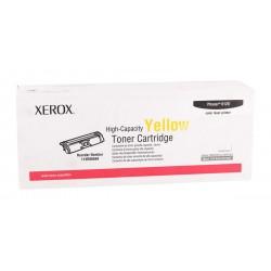 Xerox 113R00694 Sarı Toner(6120-6115) (4.500 Sayfa)(Magicolor 2400-2500)