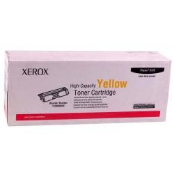 Xerox 113R00690 Sarı Toner (6120-6115) (1500 Sayfa)(Magicolor 2400-2500)