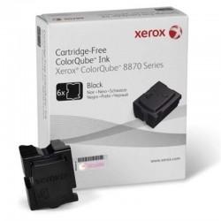 Xerox 108R00965 ColorQube 8870-8880 Siyah Kartuş (6'lı Paket)